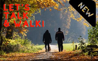 Al wandelend solliciteren?